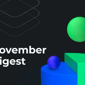 changelly november digest cover