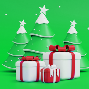 changelly christmas promo cover