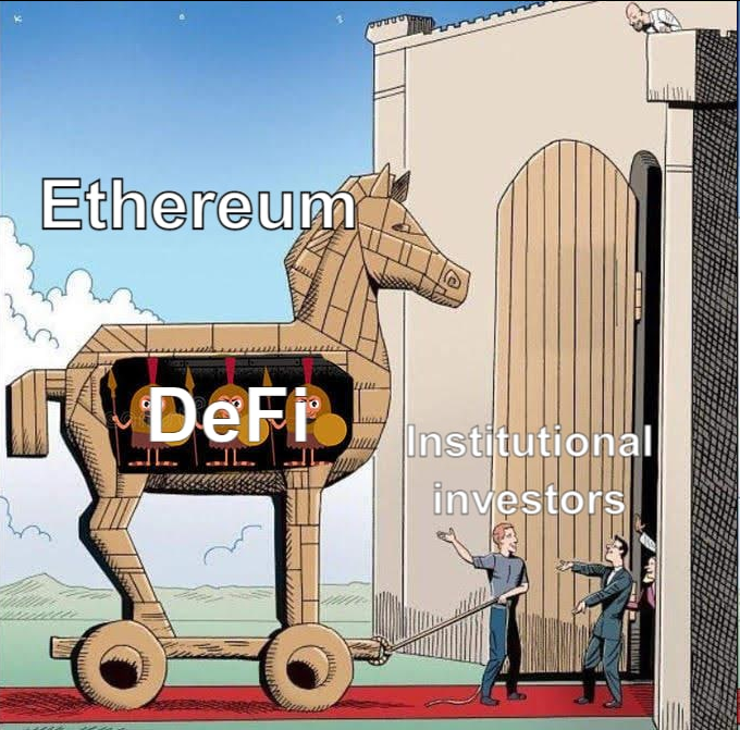 defi coin claims to be eth meme