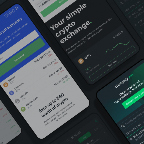 changelly pro coinbase binance cover