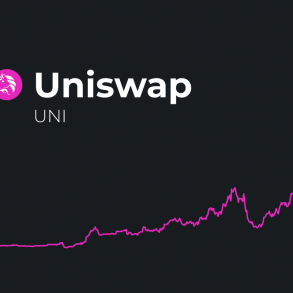 uniswap price prediction article cover