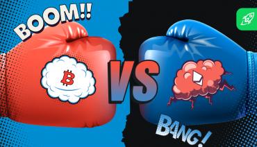 Bitcoin vs Ethereum,