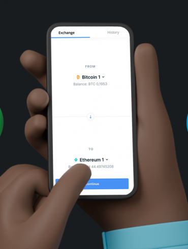 ledger and changelly integration